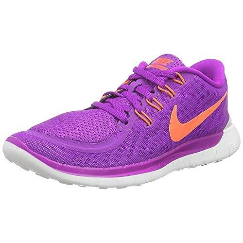 edb60a486d971 cheap Nike Free 5.0 Sz 6 Womens Running Shoes Purple New In Box ...
