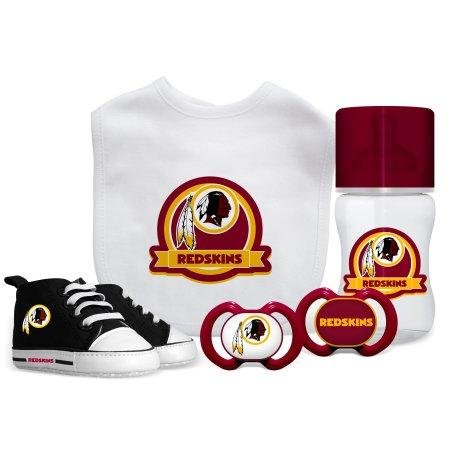 Baby Fanatic NFL Washington Redskins Infant and Toddler Sports Fan Apparel ()