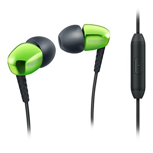 Philips In-ear SHE3905GN/00 Green