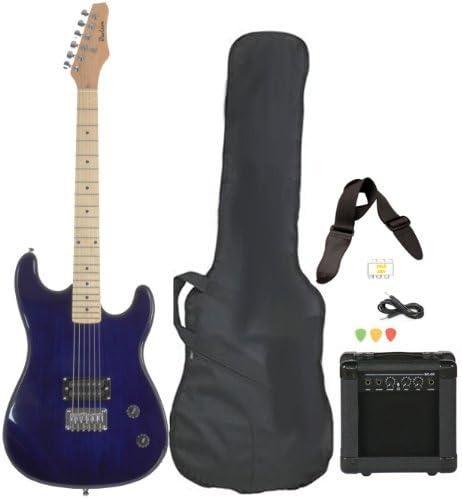 Davison Guitars Full Size Black Electric Guitar