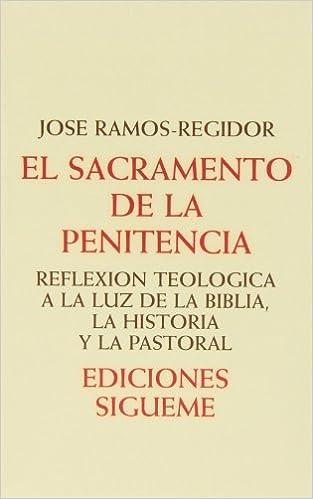 Book El sacramento de la penitencia