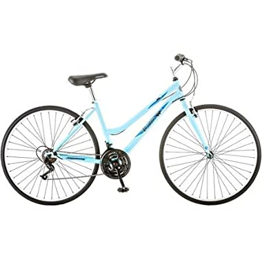 Roadmaster Women's Adventurers 700C Bicycle, Blue, 16 /Small