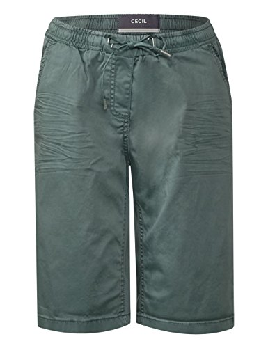 11302 fog Cecil Green Donna Verde Pantaloncini SqRRzPTn