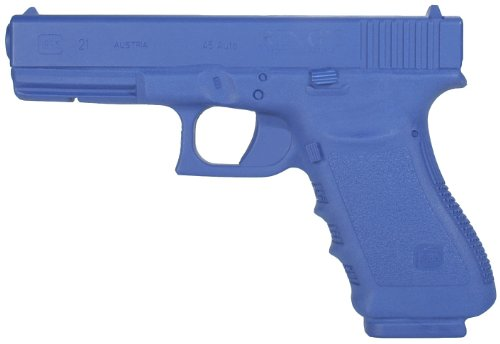 ACK, LLC Ring's Blue Guns Training Weighted Glock - Weapon Blue