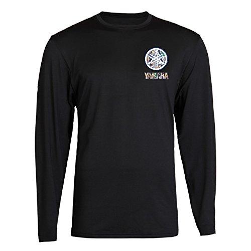 Camo Yamaha Factory Racing T-Shirt YZ 80 85 125 250 450 R1 R6 FZR Long Sleeve - Racing Factory T-shirt