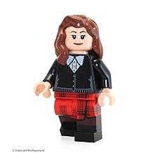 (Ship from USA) LEGO Ideas: Doctor Who MiniFigure - Clara Oswald (Set 21304) -ITEM#: G15/uiF982A1489