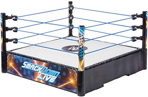 Rumble Ring - Mattel WWE Smackdown Live Ring