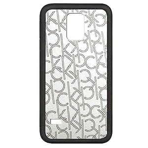 Phone Acccessory Samsung Galaxy S5 Mini Case Funda CK,Calvin Klein Logo Luxury Brand Cool Design Elegant Print Cover