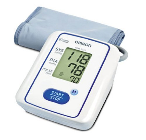 Omron HEM-7113 Automatic Best Blood Pressure Monitor