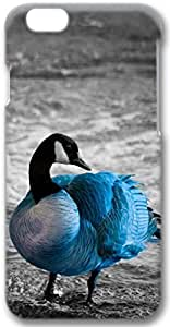 Blue Wild Duck Apple iPhone 6 Plus Case, 3D iPhone 6 Plus Cases Hard Shell Cover Skin Casess