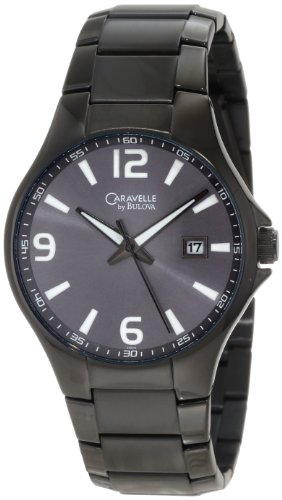 Caravelle by Bulova Men's 45B119 Sporty Bracelet Watch