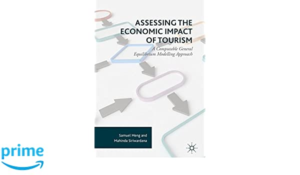 Assessing The Economic Impact Of Tourism A Computable General Equilibrium Modelling Approach 1st Ed 2017 Edition