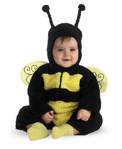 Buzzy Bumblebee Costume - Infant (Infant Bumble Bee Costume)