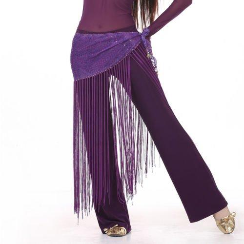 para mujer Morado morado Best Dance Bufanda