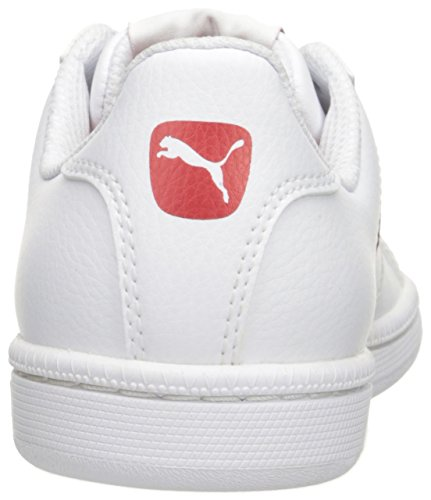 Puma Mens Krossa Cat L Mode Sneaker Puma Vita-barbados Cherry