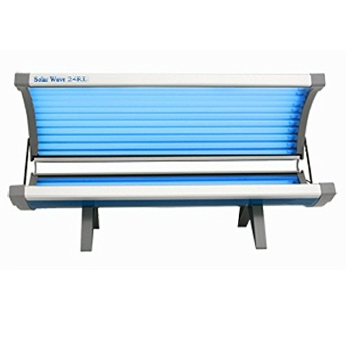 Solar Wave 24 Lamp Residential Tanning Bed