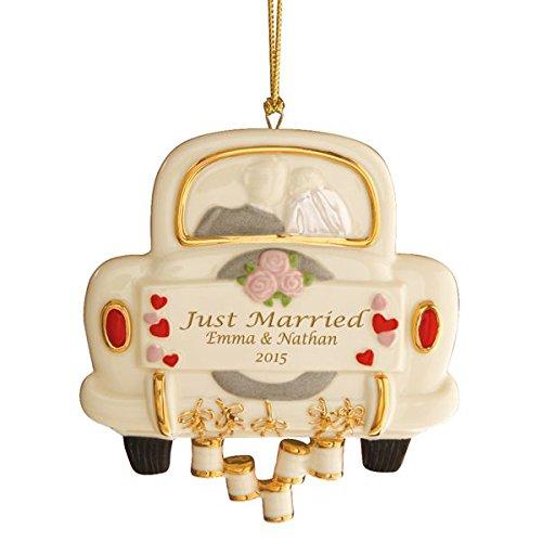 Lenox wedding ornament 100 images lenox wedding for Engagement christmas tree ornaments