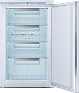 Bosch GID18A20GB, 194 kWh/year, A+, Blanco, 874 mm, 541 mm, 533 mm - Congelador