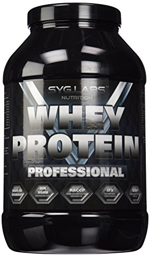 Syglabs Nutrition Whey Protein Professional Vanille Molkenprotein, 1er Pack (1 x 1 kg)