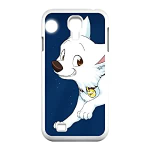Bolt Character Bolt Samsung Galaxy S4 9500 Cell Phone Case White AMS0684823
