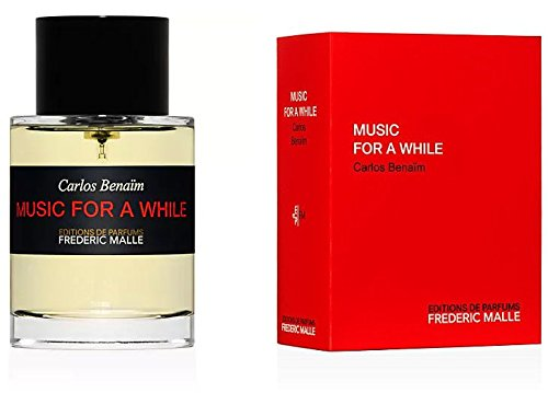 Frederic Malle Music For A While Eau de Parfum 3.4 Oz./100 ml New in Box