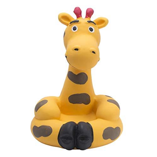 - Petper CW-0057 Squaeky Pet Toys for Cat Dog, Latex Puppy Training Interactive Dog Play Toys Giraffe Design