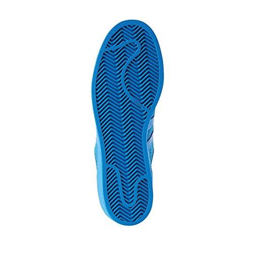 Blanc S75880 Mehrfarbig blue 001 Adidas noir Superstar Basket fqwUXtE