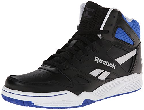 black reebok classic high tops