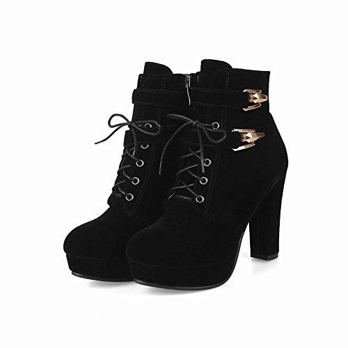 Bottes Femme Misssasa Avec Bottes Punk Heel