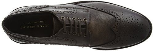 Frank Wright Merc, Scarpe Basse Uomo Marrone (Brown (Brown Leather))