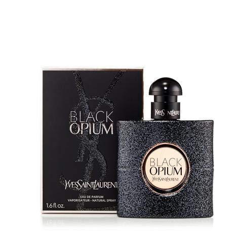 1.6 Edt Opium Ounce - Black Opium By Yves Saint Laurent for Women EDP Spray 1.6 fl.oz./50 ml