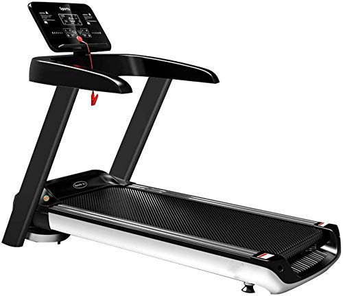 Motorised Electric Treadmill Running Machine Foldable Treadmill Electric Fitness Exercise Fitness Equipment Low Noise…
