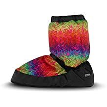 Bloch Unisex Dance Warm Up Man Made Special-occasion Booties