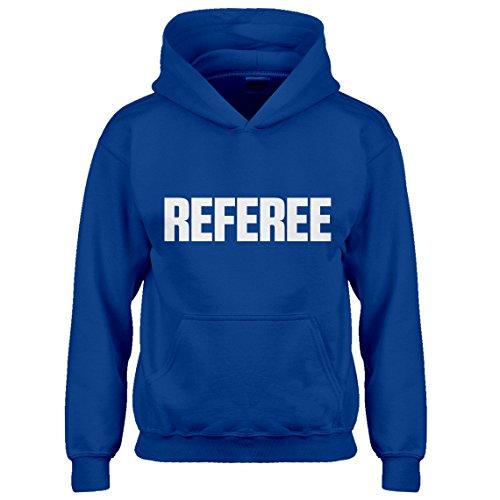 Indica Plateau Hoodie Referee Large Royal Blue Kids - Rb 3269