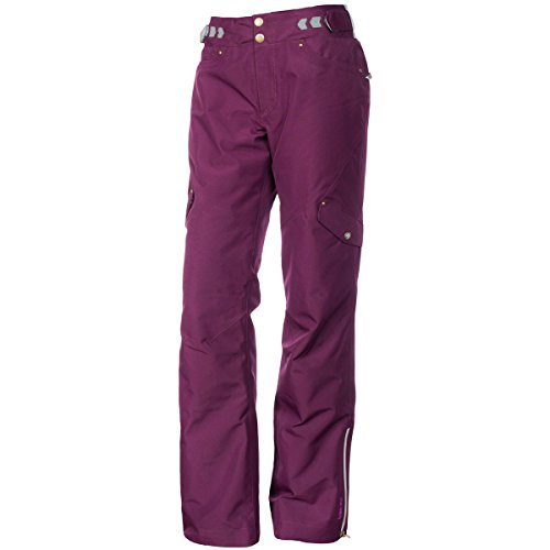 Klim Aria Women's Ski Snowmobile Pants - Purple/Large Tall ()