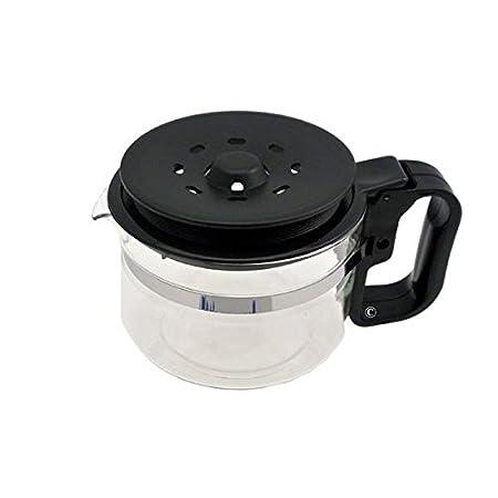 Rowenta - Jarra universal con tapa para cafetera Rowenta ZK26 (9 ...