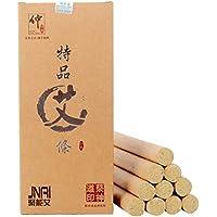 Pure Natural Moxa Rolls Chinese Traditionele moxibustie, Moxibustion Purifier Strip Geschikt voor Ouderen, Vrouwen…