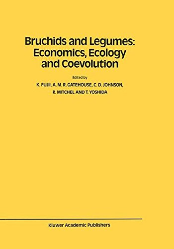 Bruchids and Legumes: Economics, Ecology and Coevolution: Proceedings of the Second International Symposium on Bruchids