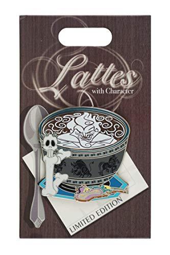 Disney Pin - Lattes with Character - Hades -