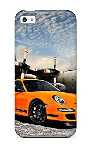 2988773K16431448 Series Skin Case Cover For Iphone 5c(porsche Gt3 Rs 39)