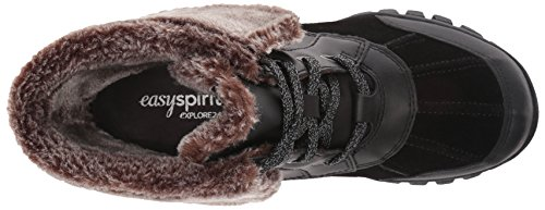 Easy Black Snow Nuria Spirit Women's Boot rtqXgraw