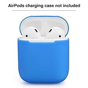Amazon.com: ZALU Compatible for AirPods Case, 0.8mm Ultra