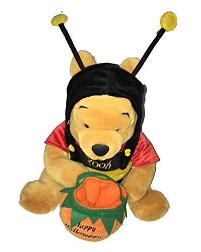 (Happy Halloween Bumble Bee Winnie the Pooh)