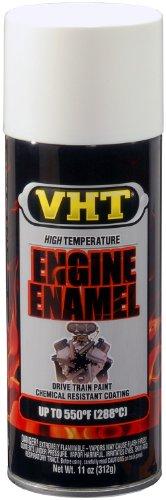 VHT SP129 Engine Enamel Gloss White Can - 11 oz. ()