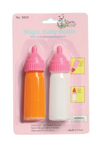 Milk Castle (Castle Toys Milk & Juice Magic Baby Doll Bottles)