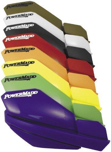 - PowerMadd Trail Star Handguards (WHITE)