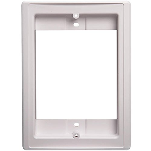 NuTone Door Speaker Retrofit Faceplate NF300DWH