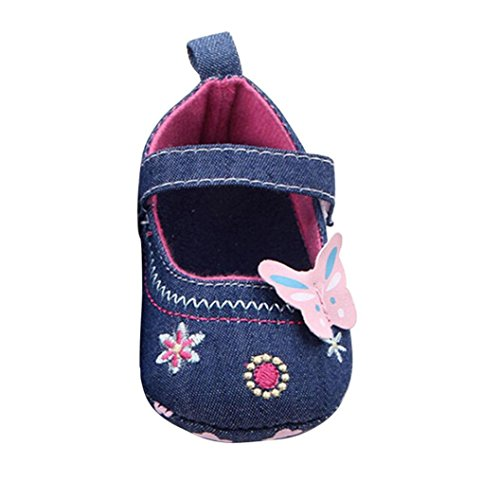 Shoes Xinantime Butterfly Soft Sole Toddler Shoes