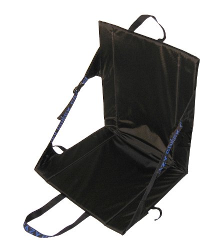 Crazy Creek Long Back Chair (Black) - Crazy Creek Original Chair