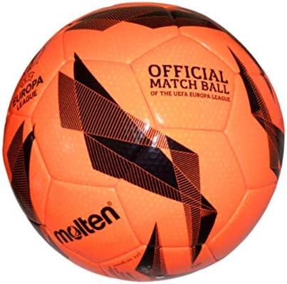 MOLTEN Balón de fútbol Oficial de la UEFA Europa 2018/19, Naranja ...
